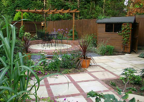 Gardens By Design Project Example Contemporary Cottage